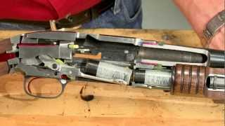 getlinkyoutube.com-Gunsmithing - How a Winchester Model 12 Works -  Cycle of Operation