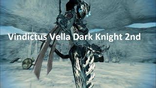 getlinkyoutube.com-Vindictus Vella Dark Knight 2nd transformation