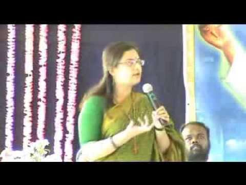 Actress Mohini christina Testimony
