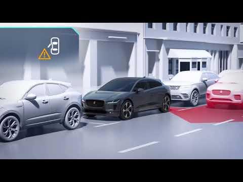 Jaguar I PACE | Мониторинг безопасного выхода