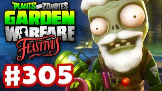 getlinkyoutube.com-Plants vs. Zombies: Garden Warfare - Gameplay Walkthrough Part 305 - Famous White Beard! (PC)