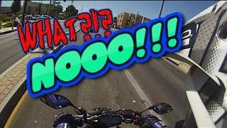 getlinkyoutube.com-Fz-07 Lowside Crash!! Nooooooooooooo!!!!