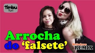 getlinkyoutube.com-Arrocha do Falsete (Remix) - By Timbu Fun