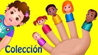 getlinkyoutube.com-Canción de la Familia Dedo y muchas más Canciones Infantiles Populares | ChuChu TV