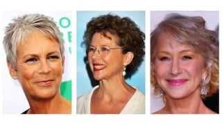 getlinkyoutube.com-Cortes de cabello corto para mujeres maduras