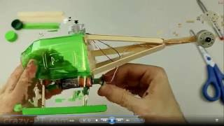 getlinkyoutube.com-how to make helicopter with motor that fly