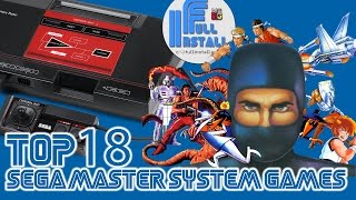 getlinkyoutube.com-Top 18 Sega Master System Games