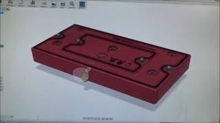 getlinkyoutube.com-DIY CNC Vacuum table (part 1)