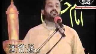 getlinkyoutube.com-Zakir Saqlain Ghallu Topic quran (Great Majlis) mosaib musafra e sham bibi Part 4