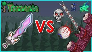 getlinkyoutube.com-Terraria - Meowmere vs Bosses | Biron
