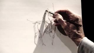 getlinkyoutube.com-David Leffel Doodle Drawing Trailer - 2015