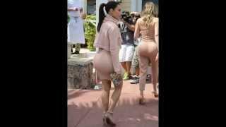 getlinkyoutube.com-Hot Kim Kardashian butt