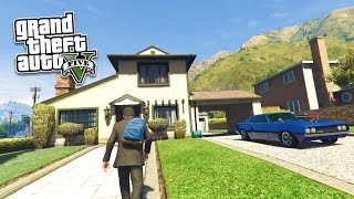 getlinkyoutube.com-GTA 5 PC Mods - REAL LIFE MOD #11! GTA 5 School & Jobs Roleplay Mod Gameplay! (GTA 5 Mod Gameplay)