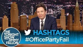 getlinkyoutube.com-Hashtags: #OfficePartyFail