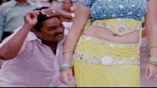 Hot Namitha Tempts Crazy Guys | Comedy Scene - NavvulaTV