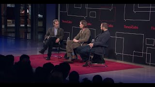 Wes Anderson and Ralph Fiennes | Interview | TimesTalks
