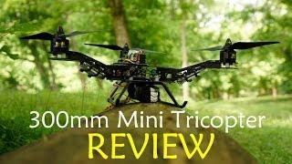 getlinkyoutube.com-HJ-Y3 - Tricopter Review