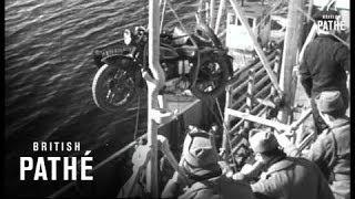 Allied Naval Raid On Narvik Aka French Troops At War (1940)
