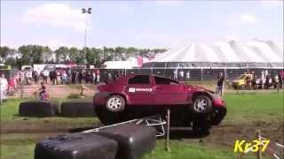 getlinkyoutube.com-Dacia Logan crash test !