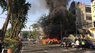 Bom di Tiga Gereja Surabaya, 6 Orang Tewas dan 35 Terluka