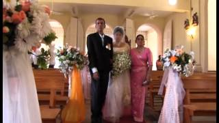 getlinkyoutube.com-✿✿⌒♥Roshan & Chathurika wedding 3 HD♥⌒✿✿