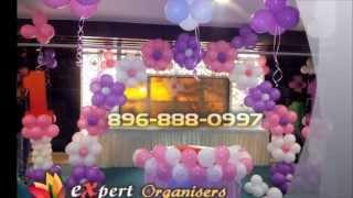 getlinkyoutube.com-Expert Birthday Balloon Decoration in Chandigarh, Mohali, Panchkula, Birthday Planners Chandigarh