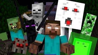 getlinkyoutube.com-Monster School: Traps - Minecraft
