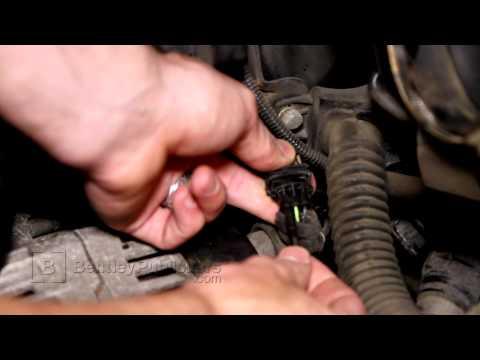 BMW 3 Series (E46) 1999-2005 - Intake camshaft position sensor testing P0340 - DIY Repair