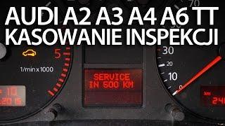 getlinkyoutube.com-Kasowanie inspekcji serwisowej w Audi A2, A3 8L, A4 B6, A6 C5, TT 8N (service olej reset)