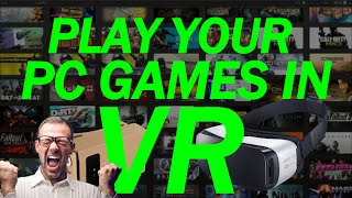 getlinkyoutube.com-How To Play PC Games On Your Gear VR Or Google Cardboard (How to Set Up Trinus + Tridef3D)