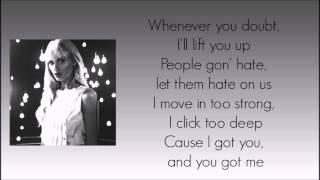 G.R.L. - Lighthouse (Video Edit) - Lyrics