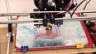 3D Drucken für Bastler - Selbstbau Reprap Prusa i2 in der Werkstatt