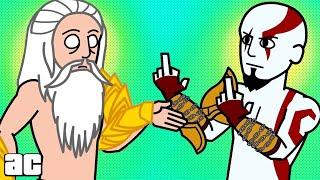 getlinkyoutube.com-God of War ENTIRE Story in 3 minutes! (God of War Animation)