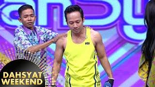 getlinkyoutube.com-Semua kaget lihat Denny jadi instruktur fitness [Dahsyat] [14 Nov 2015]