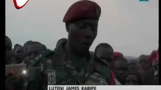 Mazishi Ya Mwanajeshi Aliyefariki Congo DRC