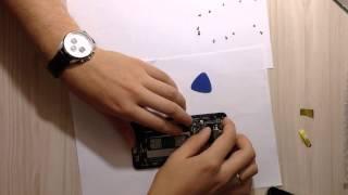 getlinkyoutube.com-Zenfone 5 ремонт (смена жк экрана своими руками)