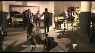 getlinkyoutube.com-El Señor de los Cielos - Aurelio mata a Eugenia