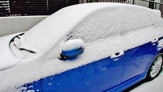 getlinkyoutube.com-【実況車載動画】 雪が降ってたけど愛知まで車で帰省してきた インプレッサ Subaru Impreza