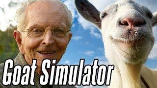 getlinkyoutube.com-Stary Pierdziel Trolluje - Goat Simulator PL