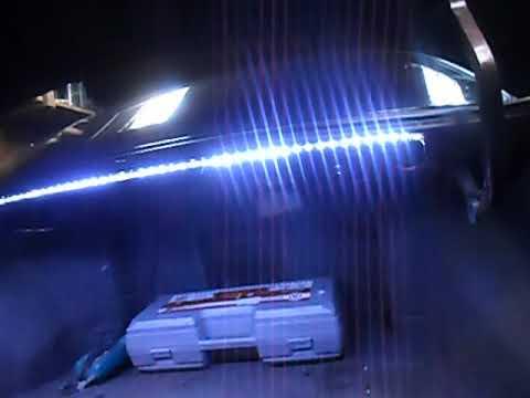 Свет в багажнике ниссан максима А-32