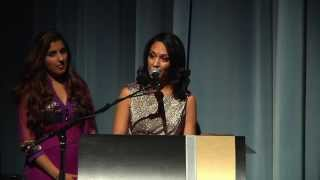 Welcome Speech by Anjana Babbar - JGDA FEST 2014