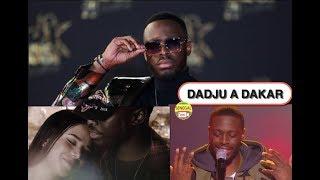Arrivee de Dadju a Dakar, Le chanteur francais au Senegal, un concert de Dadju a Grand Theatre ce 22