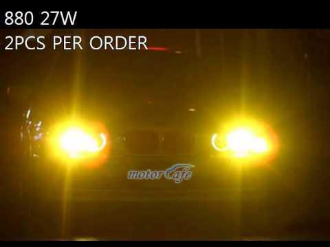 MOTOR CAFE ZENON PERFECT GOLD 3500K 880