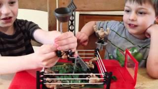 getlinkyoutube.com-WWE Rumblers Money In The Bank Case