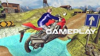 Moto Hill Racing 3D