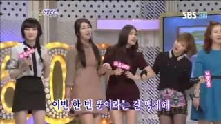 getlinkyoutube.com-미쓰에이 수지 Miss A Suzy - 사랑의 배터리 (Love battery) by Hong Jin Young