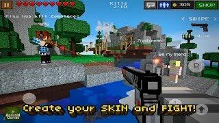 getlinkyoutube.com-Pixel Gun 3D Official Trailer HD 720p