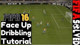 getlinkyoutube.com-FIFA 16 Face Up Dribbling Tutorial - OP Skill Tips