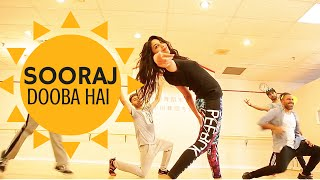 getlinkyoutube.com-Sooraj Dooba Hai Choreography - Shereen Ladha Master Class Series - Bollywood Dance