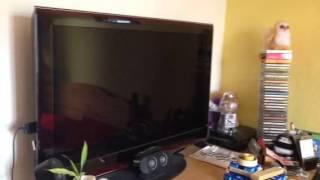 getlinkyoutube.com-FIX for Samsung LE40A656 LCD TV Vertical Line Fault